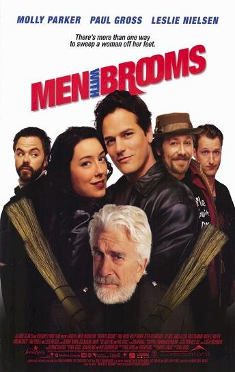 Men with Brooms Cover