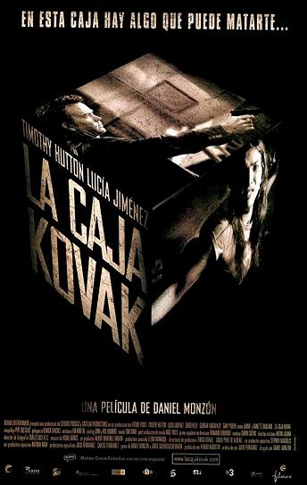 The Kovak Box Cover