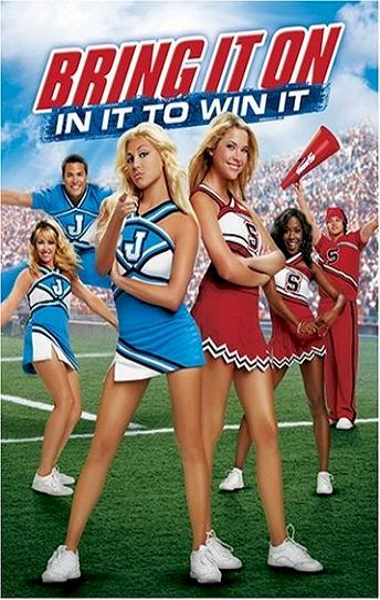 Bring It On: In It to Win It Cover