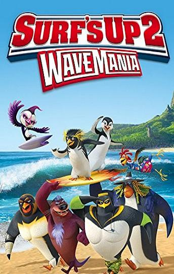 Surf's Up 2: WaveMania Cover