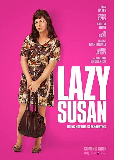 Lazy Susan Cover