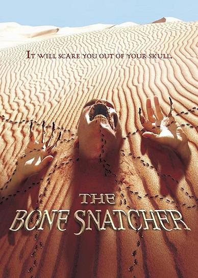 The Bone Snatcher Cover