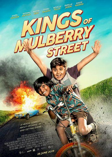 Kings of Mulberry Street Cover