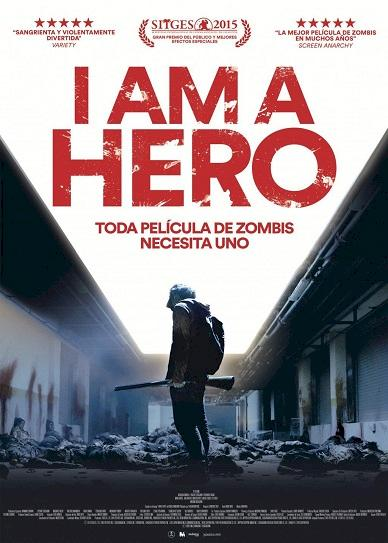I Am a Hero Cover