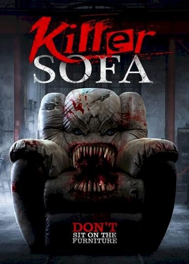 Killer Sofa Cover