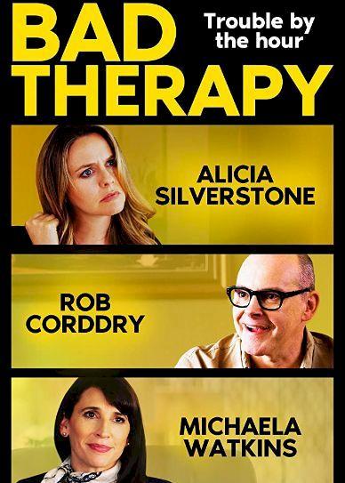 Bad Therapy Cover
