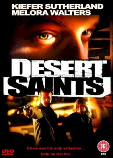 Desert Saints Cover