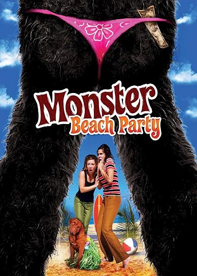 Monster Beach Party Cover