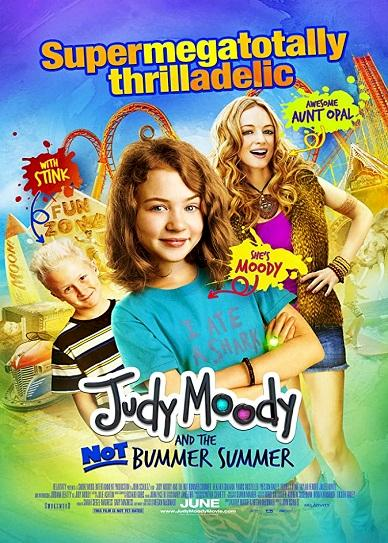 Judy Moody and the Not Bummer Summer Cover