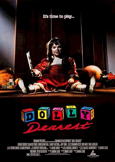 Dolly Dearest Cover