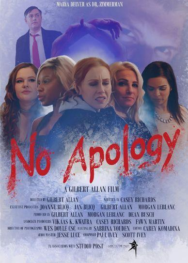 No Apology Cover