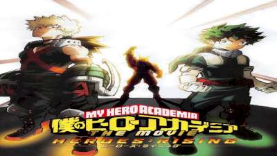 Watch My Hero Academia Heroes Rising 2019 Full Movie On Filmxy