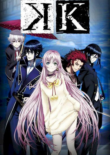 K Anime Cover